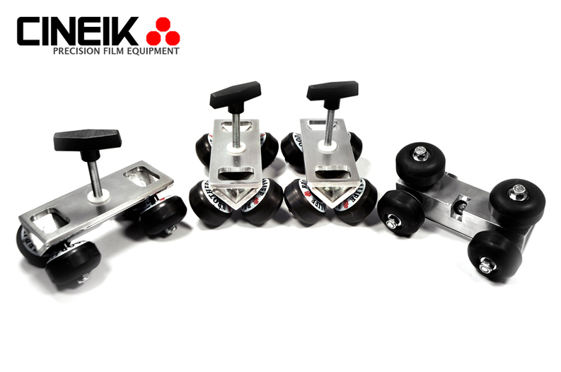 Cineik Dolly Trucks & Wheels